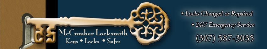 mccumber locksmith shop header